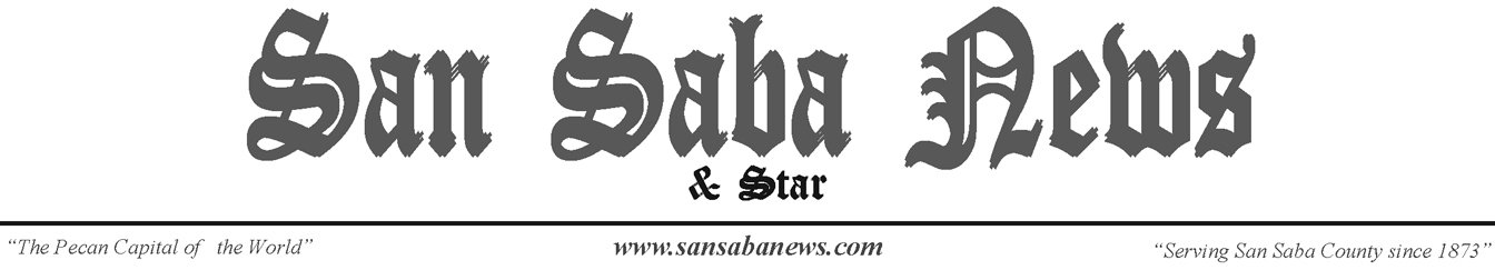 San Saba News & Star Home