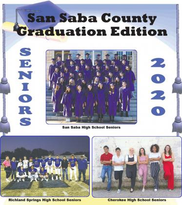 San Saba News & Star Graduation