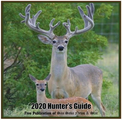 2020 Hunters' Guide