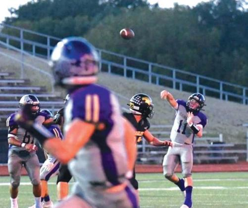 San Saba Dillos drown Goldthwaite Eagles 64-6 in BOTR!
